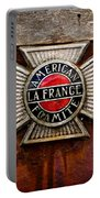 Lafrance Badge Portable Battery Charger