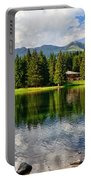 Lago Dei Caprioli - Roe Deer Lake Portable Battery Charger
