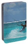 Lagoon Kitesurfer Portable Battery Charger