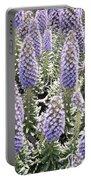 Laguna Beach Flora Portable Battery Charger
