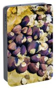 Laguna Beach Tide Pool Pattern 2 Portable Battery Charger