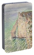 Laiguille And The Porte Daval   Etretat Portable Battery Charger