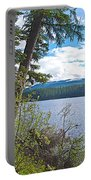 Lake Alva From National Forest Campground Site-yt Portable Battery Charger