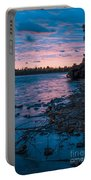 Lake Bailey Sunset Portable Battery Charger
