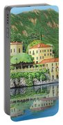 Lake Como Morning Portable Battery Charger