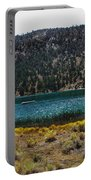 Lake Fall Colors Portable Battery Charger