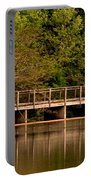Lake Forest Bridge Portable Battery Charger