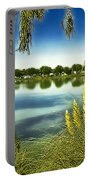 Lake Mindon Campground California Portable Battery Charger