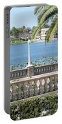 Lake Mirror Promenade Portable Battery Charger