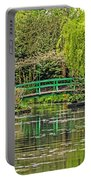 Lake Of Monet Portable Battery Charger
