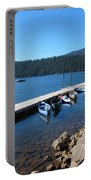 Lake Of The Woods Boat Harbor Portable Battery Charger