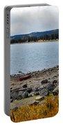 Lake On The Grand Mesa Colorado Portable Battery Charger