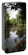 Lake On The Plantation Portable Battery Charger