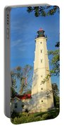 Lake Park Light House 2 Portable Battery Charger