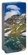 lake Pietra Rossa - Italy Portable Battery Charger