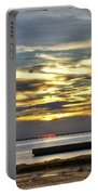 Lake Pontchartrain Sunset 2 Portable Battery Charger