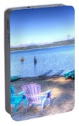 Lake Quinault Dream Portable Battery Charger