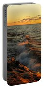 Lake Superior Dawn Portable Battery Charger