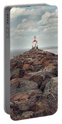 Lake Superior Light House Portable Battery Charger