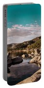 Lake Tahoe Portable Battery Charger