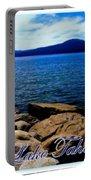 Lake Tahoe Magic Portable Battery Charger