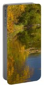 Lake Winona Autumn 13 Portable Battery Charger