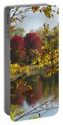 Lake Winona Autumn 15 Portable Battery Charger