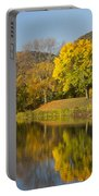 Lake Winona Autumn 8 Portable Battery Charger