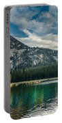 Lakeshore Portable Battery Charger by Robert Bales