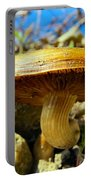 Lakeside Mushroom  Portable Battery Charger