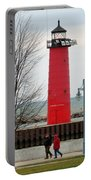 Lakeside Stroll Portable Battery Charger