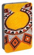 Lakota Souix Dance Collar Portable Battery Charger