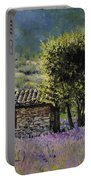 Lala Vanda Portable Battery Charger by Guido Borelli