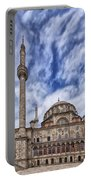 Laleli Tulip Mosque In Istanbul Portable Battery Charger