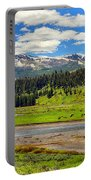 Lamar Valley Portable Battery Charger