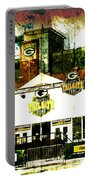 Lambeau Field - Tundra Tailgate Zone Portable Battery Charger