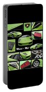 Lambo - Murci-me - Poster Portable Battery Charger