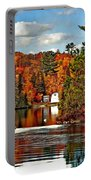 Land Of Lakes Portable Battery Charger