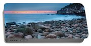 Land Of Sunrise Portable Battery Charger