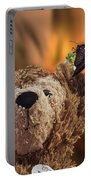Landing Pad Bear Portable Battery Charger