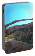 Landscape Arch 2 Portable Battery Charger