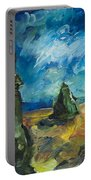 Emerald Spires Portable Battery Charger
