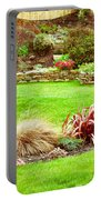 Landscaped Garden Portable Battery Charger