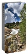 Alluvial Fan Colorado Portable Battery Charger