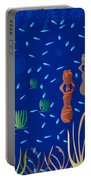 Landscapes With Women - Limited Edition 1 Of 20 Portable Battery Charger