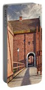 Landskrona Citadel In Sweden Portable Battery Charger