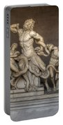 Laocoon And His Sons Portable Battery Charger