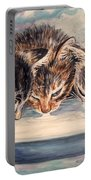 Lap Of Luxury Kittens Portable Battery Charger