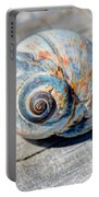 Large Snail Shell Portable Battery Charger