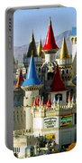 Las Vegas - Excalibur Hotel Portable Battery Charger